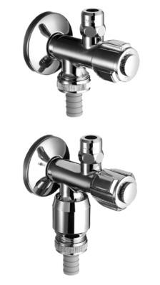 Sharplace Set Robinet Mitigeur Chrom/é Cartouche C/éramique en Acier INOX avec Pommeau de Douche et Flexible Faucet pour Salon de Beaut/é de Coiffure de Spa # 3