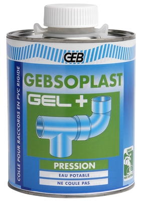 Pot Colle gebsoplast gel+ - Geb
